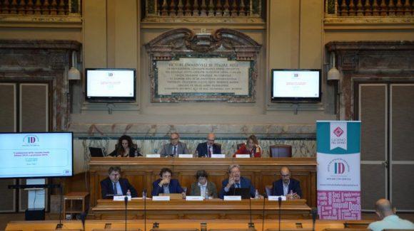 Noi doniamo 2019 – Rapporto sulla propensione al dono degli italiani