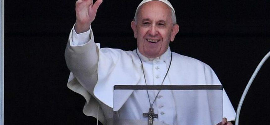Papa Francesco per il Giorno del Dono – Noi doniamo 2019